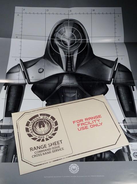 Loot Crate June 2015 BSG Target