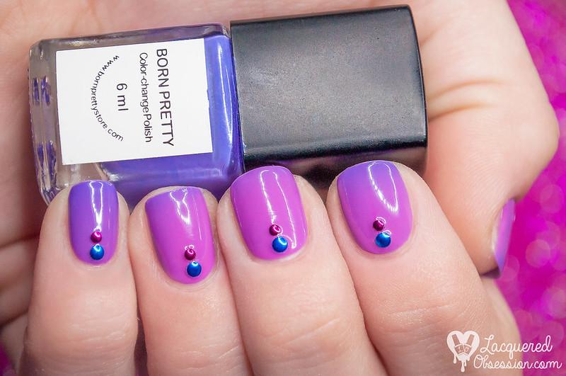 Born Pretty Store - Thermal Nail Polish #104