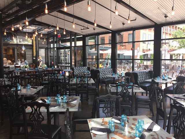 Some shots from the new Blackwall Hitch located on the waterfront in Old Town Alexandria, Virginia. Opens June 8, 2015.