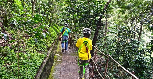 hiking - La Ruta del Yalu