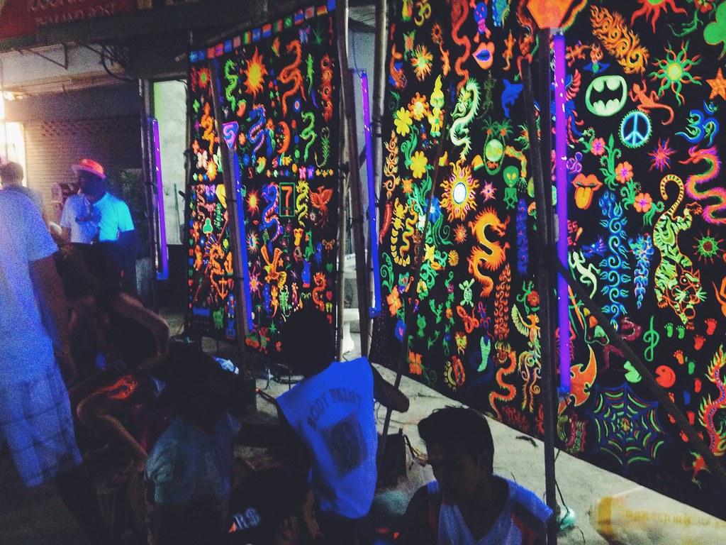 Nightlife Koh Samui / Ark Bar / Full Moon / Travel / KWB