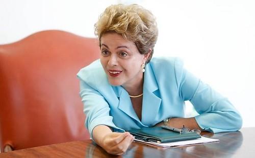 Dilma Rousseff. Foto: Pedro Ladeira/Folha de SP/