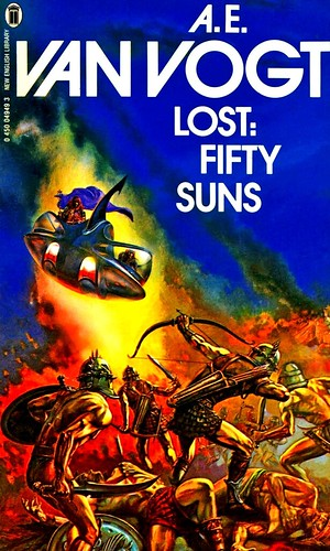 lost fifthy suns