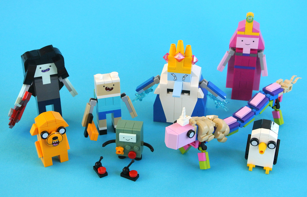 Adventure Time Guide Lego Ideas 21308 ReviewBricksetSet TFK1cJl3