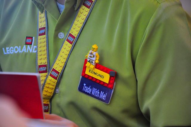 Trade your Lego figurine