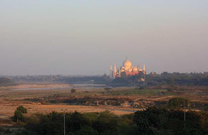 Агра форт, Индия