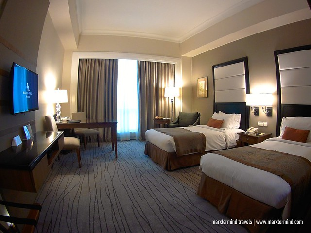 Deluxe Room at Marco Polo Davao