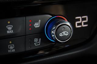 Opel Insignia Grand Sport: Heizungssysteme