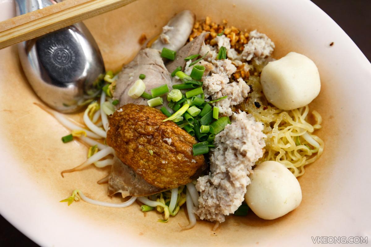 Rung Ruang Tomyam Fish Ball Noodle
