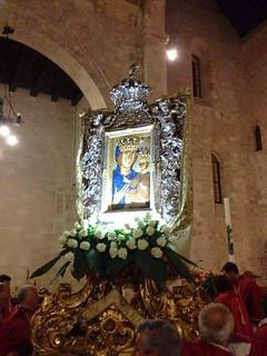 Conversano-  Messa di Ringraziamento Comitato Festa Madonna della Fonte