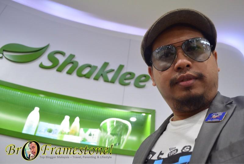 Blogger Bro Framestone di HQ Shaklee