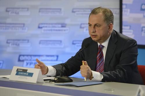 Борис Колесніков: «Без змін країну чекає політичний іекономічний дефолт»