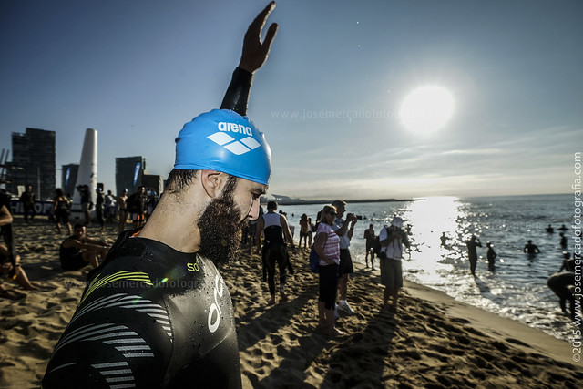 Garmin Triathlon BCN 2015