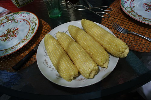 At Home:  July 4th Cookout (2015)