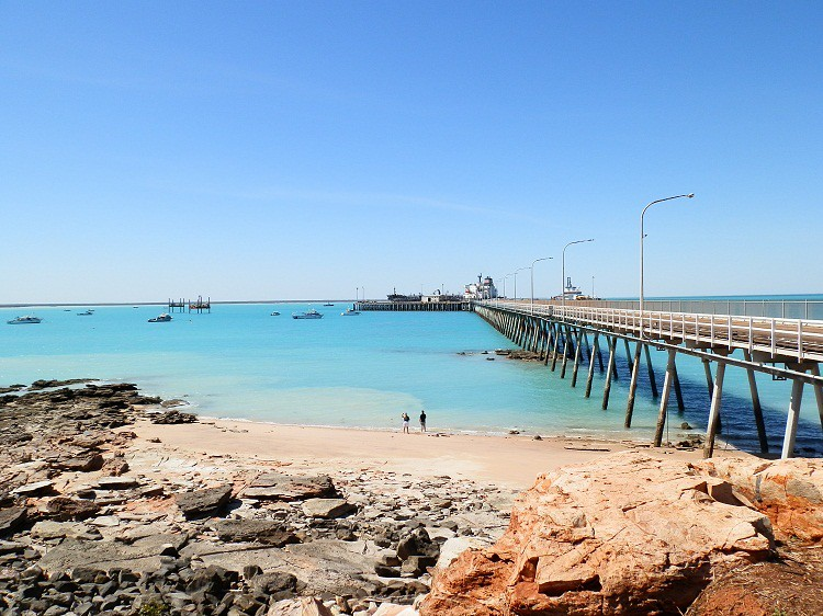 Port of Broome, Western Australia