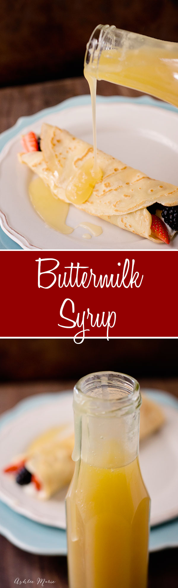 simple to make and delicious, this buttermilk syrup is always a huge hit