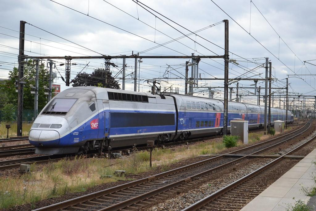 ... SNCF TGV Euroduplex 4723 | by Will Swain