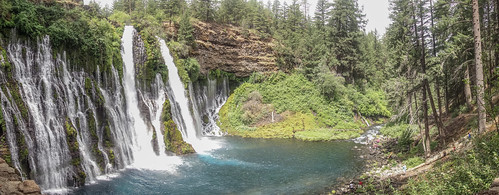 Burney Falls | by Sandip Bhattacharya