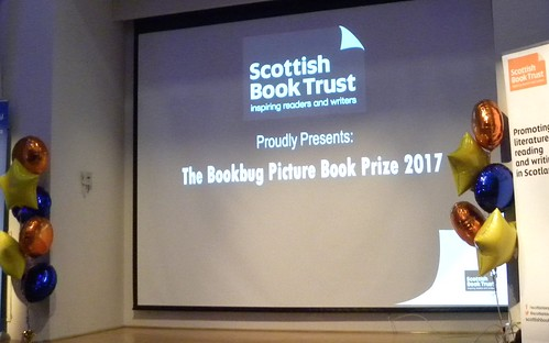 The Bookbug Picture Book Prize 2017