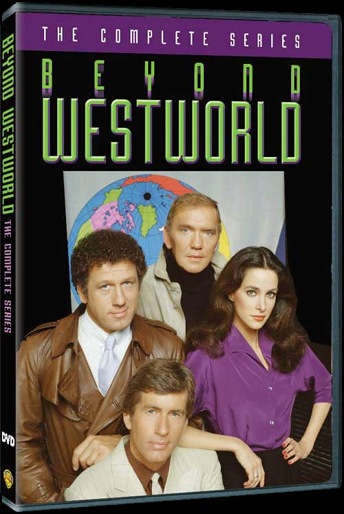 Beyond Westworld - Poster 2