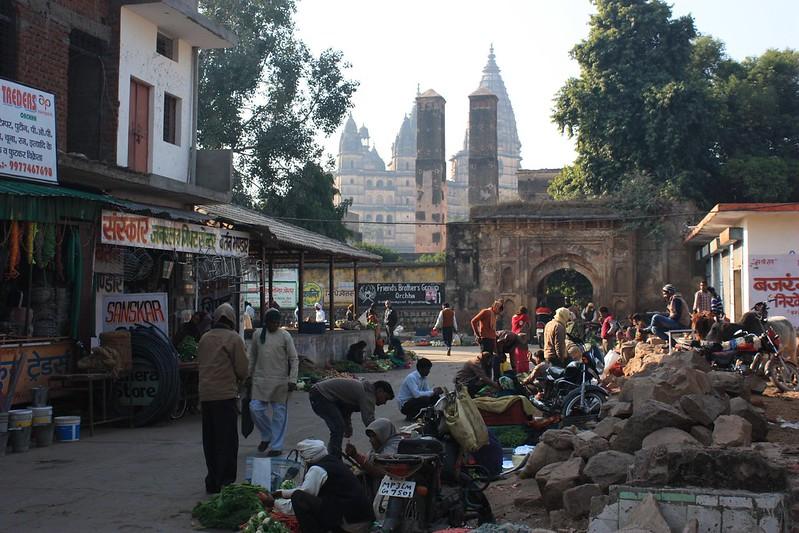 Орчха Индия