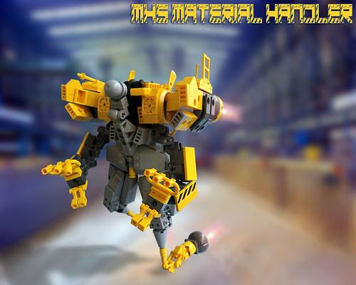 MHS Material Handler