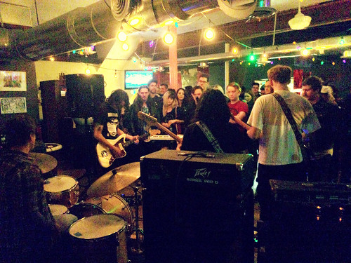 You're Jovian at Charlie's Cafe (Feb 6 2016)