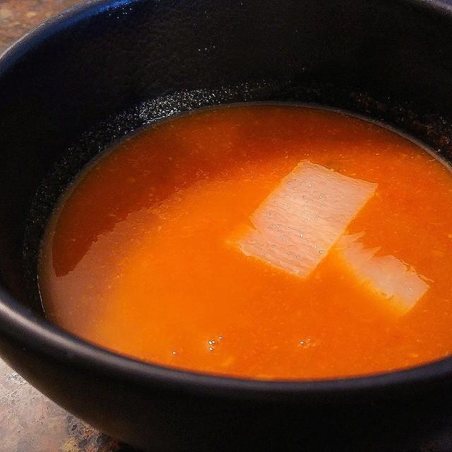Manchego Tomato Soup