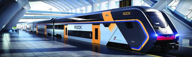Esterni Treno Rock