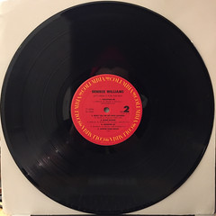 DENIECE WILLIAMS:LET'S HEAR IT FOR THE BOY(RECORD SIDE-B)