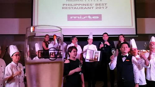 (Video) DavaoFoodTripS.com | Misto at Seda Abreeza Among Philippine Tatler's Best Restaurants for 2017