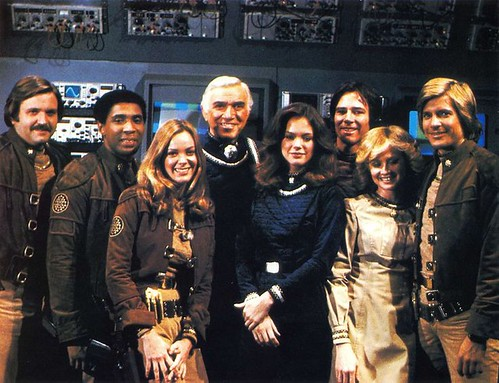 Battlestar Galactica - Cast - Photo 1