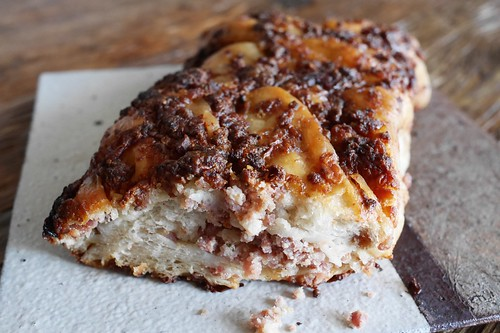 Prosciutto Bread プロシュート入りパン | Little Italy Gourmet ...