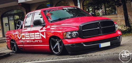 Dodge Ram Slammed W 246 Rthersee 2015 Tom 225 Jech Flickr