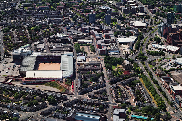 Bramall Lane Football Ground, Sheffield