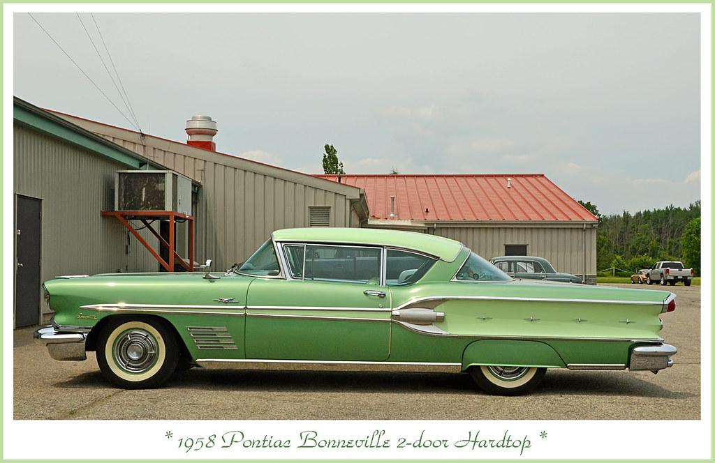 ... 1958 Pontiac Bonneville 2-Door Hardtop | by sjb4photos & 1958 Pontiac Bonneville 2-Door Hardtop | Visit on June 26 2u2026 | Flickr