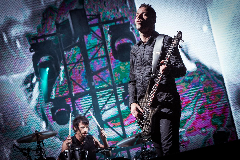 Muse @ Rock Werchter 2015 (Xavier Marquis)