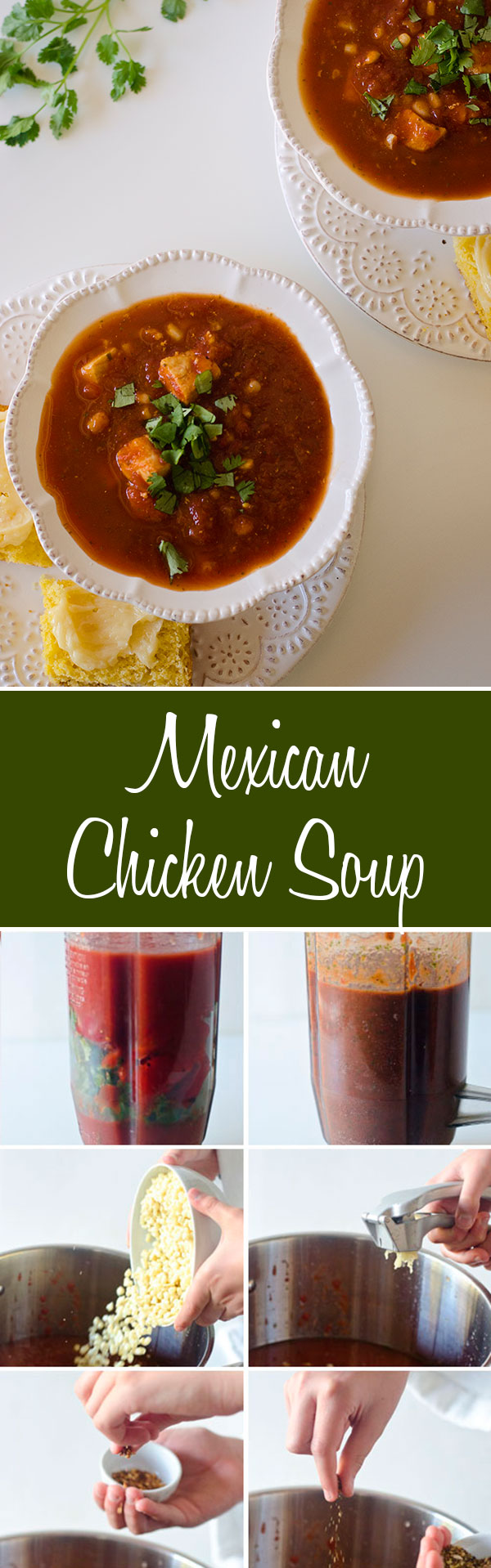 this soup is a favorite at our house, great flavors, wonderful texture and everyone wants more