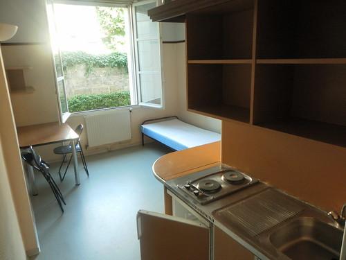 R sidence universitaire crous budos bordeaux chambre flickr - Chambre universitaire bordeaux ...