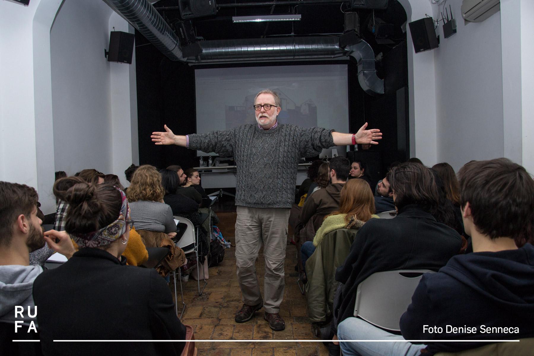 Talk con Livio Senigalliesi