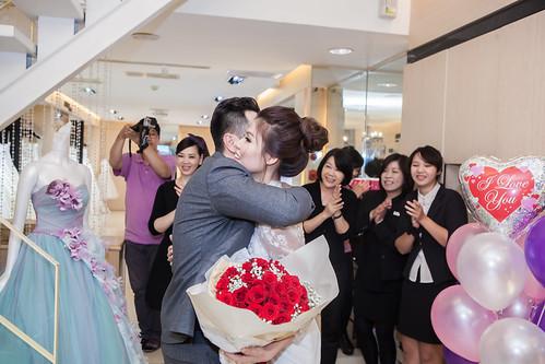 跨海飛越千里~Kiss九九麗緻婚紗替我們在台灣創造了幸福婚紗回憶錄 (1)