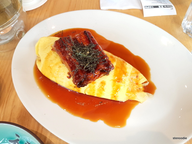 Petit Potato omurice
