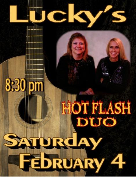 Hot Flash 2-4-17
