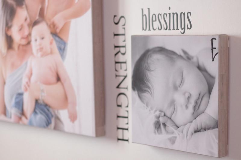 Foto quadro neonato