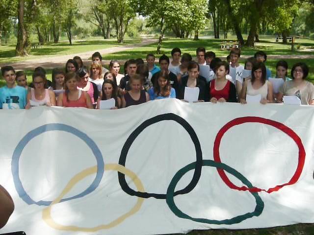 Une journée antique autour des jeux olympiques