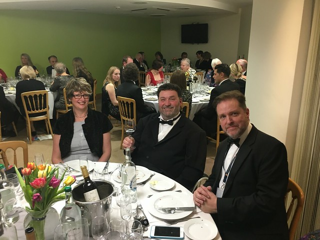 Solicitors' Dinner at Earl Mountbatten Hospice