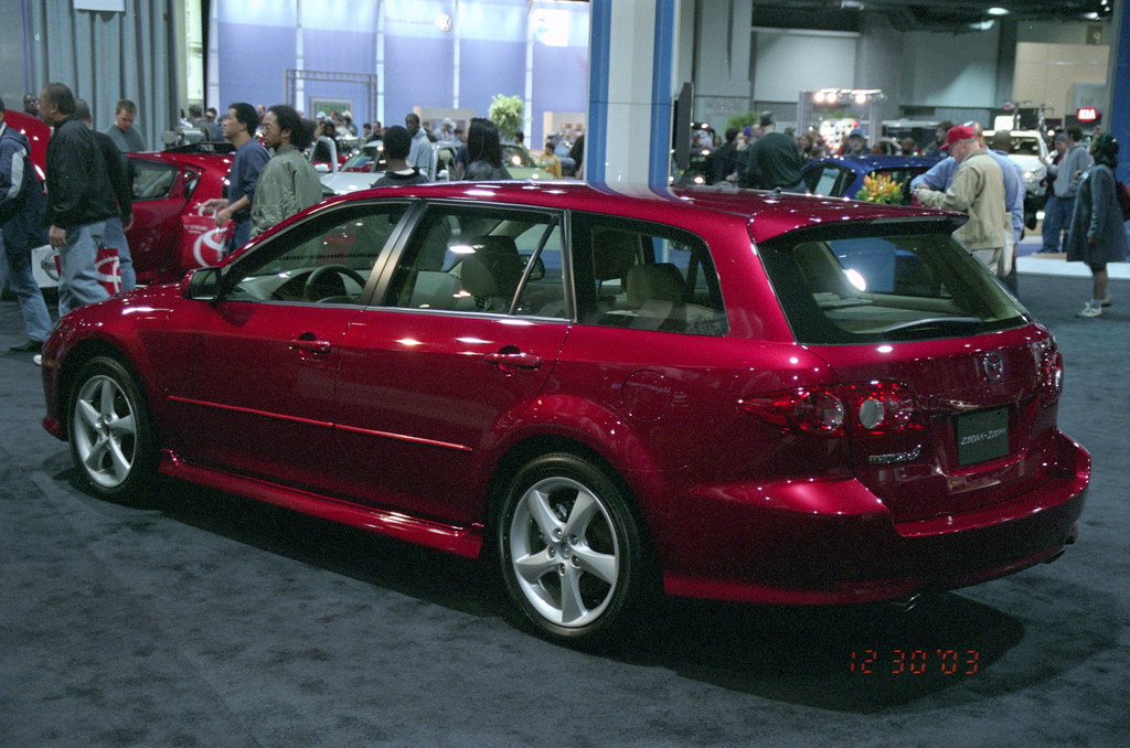 ... 2004 Mazda Mazda6 Wagon | By Channaher