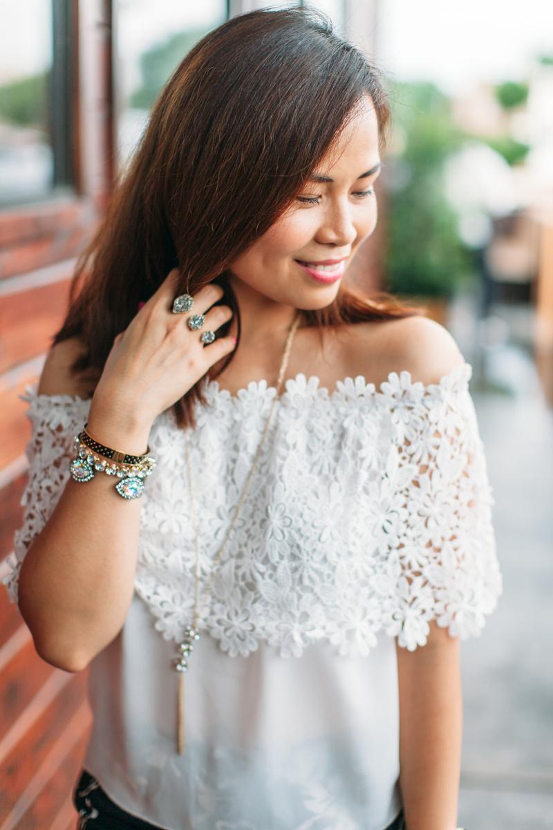 rosegal-lace-crochet-floral-off-shoulder-top-loren-hope-cuff-8