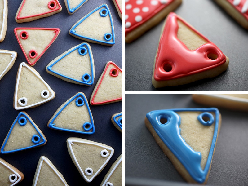 Piping Cookies