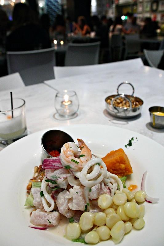 Ceviche at CVI.CHE 105 Miami